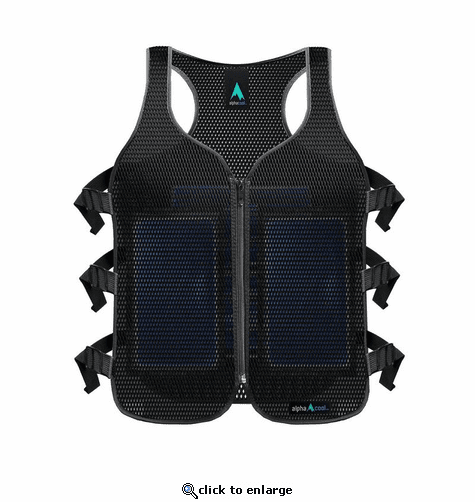 AlphaCool Frosty Mesh Ice Vest with Replacement Ice Packs
