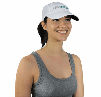 AlphaCool Moisture Wicking Cooling Hat