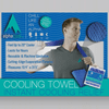 AlphaCool Ultimate Cooling Towel Duo (2pc Value Pack)