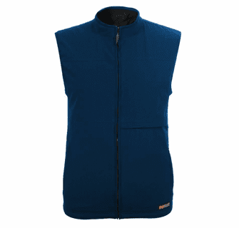 Ansai Mobile Warming Men's Golf Softshell Vest