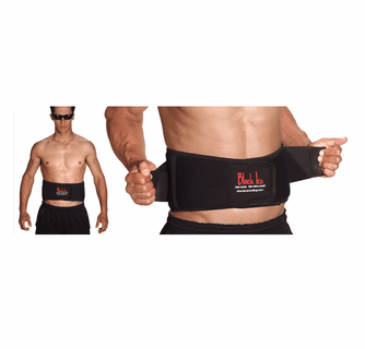 Black Ice CoolTherapy System - BTX Large CoolTherapy Back Wrap - 8 Pack