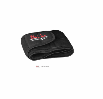 """Black Ice CoolTherapy System - BX Back Wrap 38"""" to 50"""" Waist"""