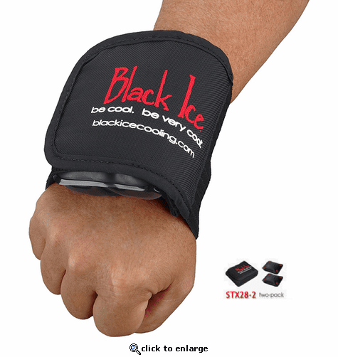 Black Ice CoolTherapy System - STX Sports Injury Relief 28