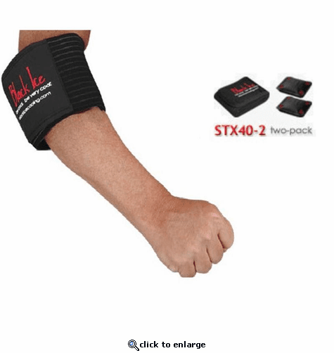Black Ice CoolTherapy System - STX Sports Injury Relief 40