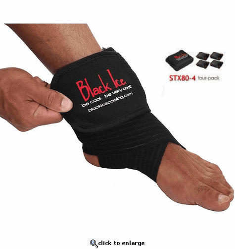 Black Ice CoolTherapy System - STX Sports Injury Relief 80