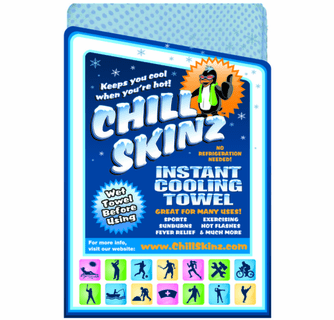 Chill Skinz PVA Cooling Towel - Small