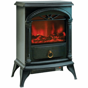 Comfort Zone Electric Fireplace Heater Czfp My Cooling Store