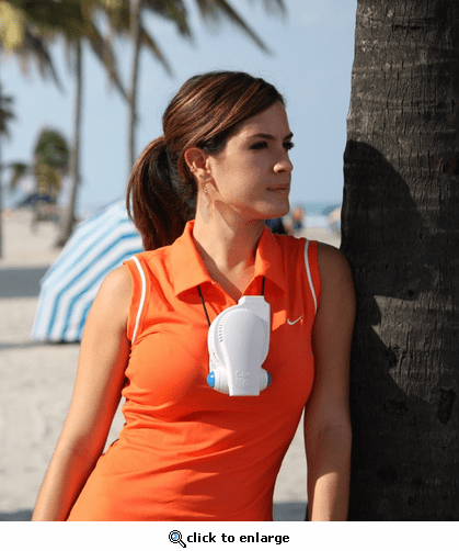 Cool on The Go Personal Clip-on Cooling Fan