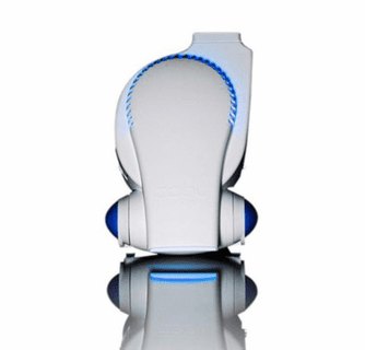 Cool On the Go Personal Cooling Fan with Rechargeable Batteries