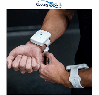 Cooling Cuff Wearable Cooling Body Temperature Instant Relief from Heat