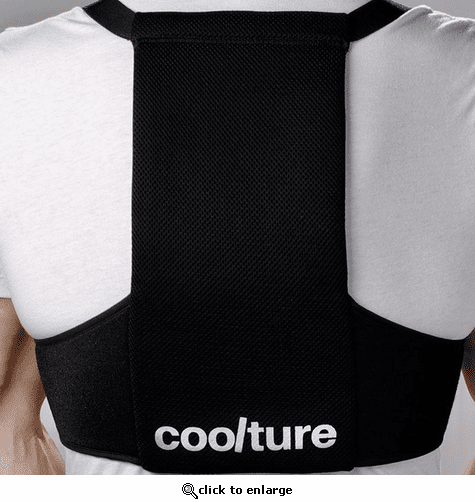 Coolture Coolsport Vestino Low-Profile Cooling Vest