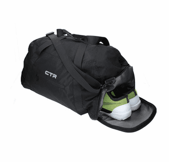 """CTR by Chaos """"PACK-IT"""" Everyday Duffle"""