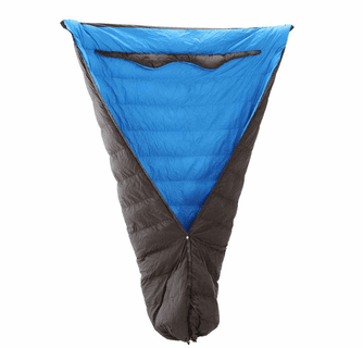Eagles Nest Outfitters Ignitor Topquilt - Royal/Charcoal