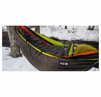 Eagles Nest Outfitters Ignitor TopQuilt with Downtek - Charcoal/Neon