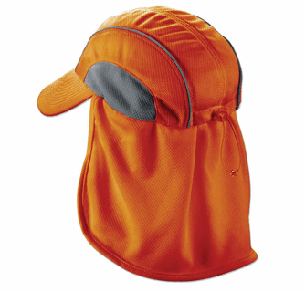 Ergodyne Chill-Its 6650 High Performance Hat with Neck Shade