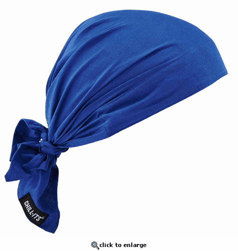 Ergodyne Chill-Its 6710CT Evaporative Cooling Triangle Hat with PVA
