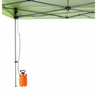 Ergydyne SHAX 6095T Misting Tank with Quick Connect and Handle