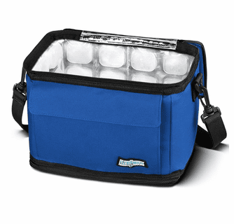 FlexiFreeze 9 Can Soft Cooler with Built-In Ice