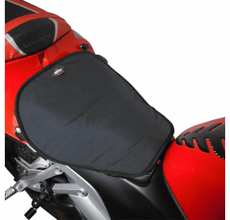 Gears Canada 12V Heated Seat Pad Cushion for Motorcycle, Snowmobile, and ATV