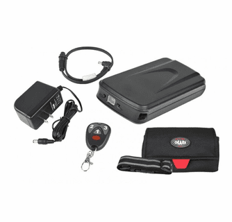 Gears Canada ZR8 8000 mAh Lithium Battery Pack Combo