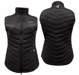 Gerbing Gyde Khione Women's Insulated Heated Puffer Vest - 7V Battery