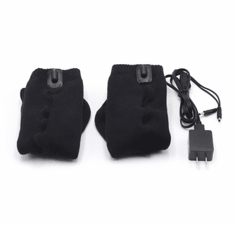 Global Vasion 5V Electric Warm Heated Socks