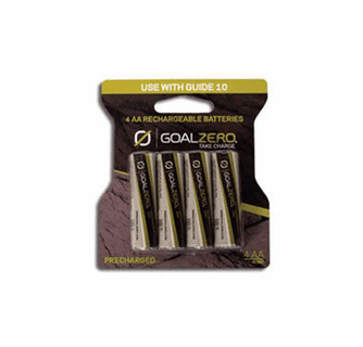 Goal Zero AAA Batteries and Adapter Pack