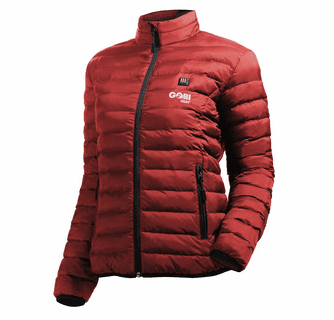 Gobi Heat Women's Wolf 3 Zone Heated Jacket