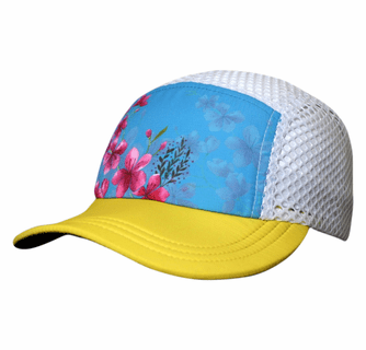 Headsweats The Crusher Hat - Flowers