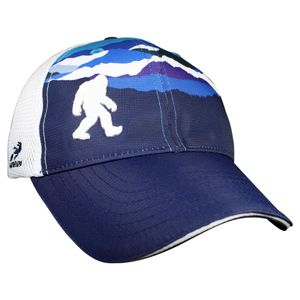 6b5a15a56 Headsweats Trucker Hat - Bigfoot Mountain