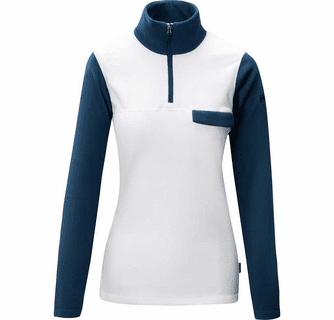 Helly Hansen Women's Sunset 1/2 Zip Fleece Pullover
