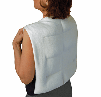 Herbal Concepts Hot/Cold Herbal Pack for Neck Shoulder and Spine