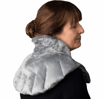 Herbal Concepts Removable Cover Neck And Shoulder Wrap