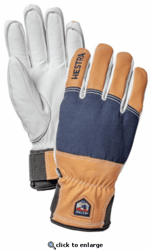 Hestra Army Leather Abisko Gloves
