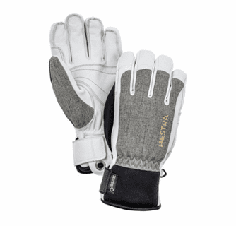 Hestra Army Leather Gore-Tex Short Gloves
