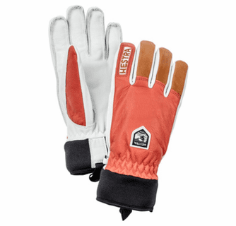 Hestra Army Leather Wool Terry Gloves