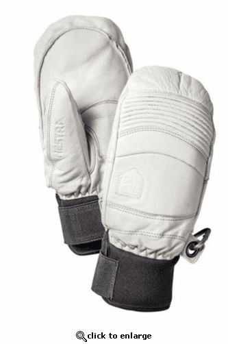Hestra Leather Fall Line Mitt