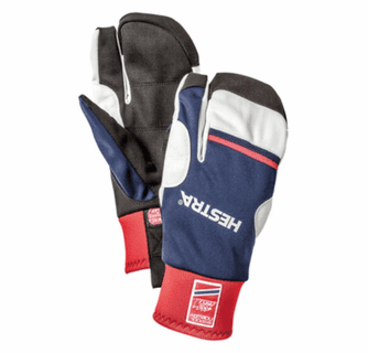 Hestra Windstopper Race Tracker 3-Finger