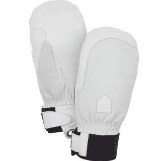 Hestra Women's Army Leather Patrol Mitts