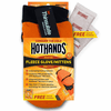 Hothands Fleece Heated Glove/Mitten - Blaze Orange