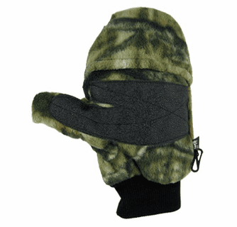 Hothands Heated Mittens with Warmers - Mossy Oak