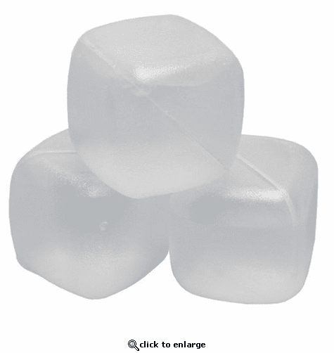 Icy-Cools Reusable Ice Cubes - White Ice