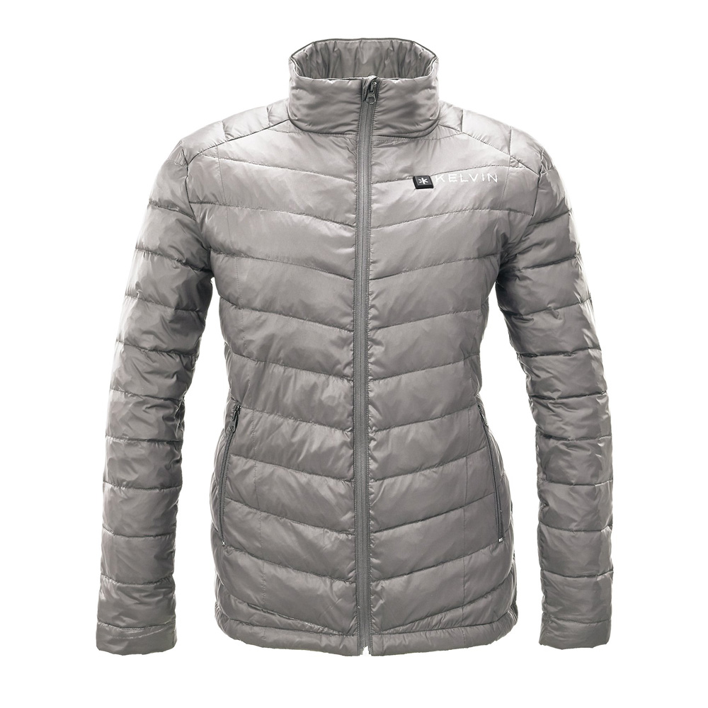 Womens Heated Clothing >> Kelvin Cermak Women S Heated Jacket My Cooling Store