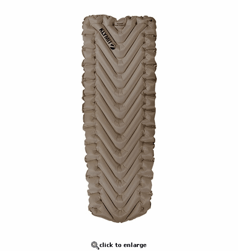 Klymit Insulated Static V Luxe SL Sleeping Pad - Recon