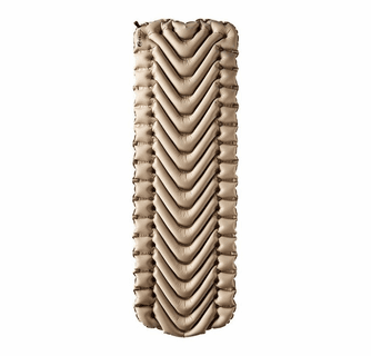 Klymit Insulated Static V Recon Sleeping Pad - Coyote/Sand