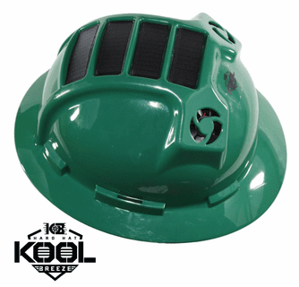 Kool Breeze Solar Hard Hat