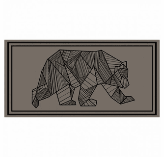 KUMA Outdoor Gear Bear Outdoor Mat - 18' x 9'