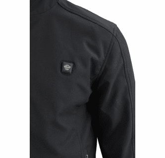Milwaukee Performance 12V Men's Heated Soft Shell Jacket with Front & Back Heating Elements
