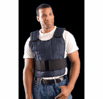 MiraCool Value Nylon Cooling Vest with Phase Change Inserts