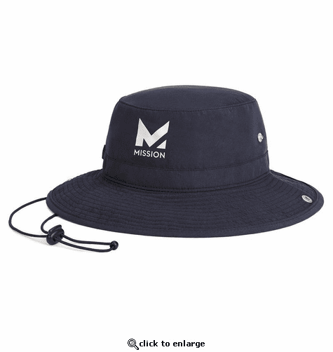 Mission HydroActive Cooling Bucket Hat
